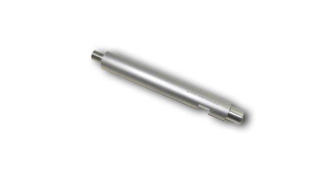 """Dlask Bull Rifle Barrel - 10/22 8"""" Stainless Steel, Matte"""