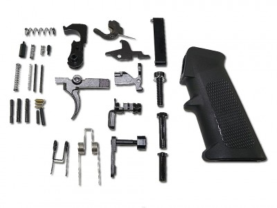 AR-15 / M-16 Lower Parts Kits, Complete