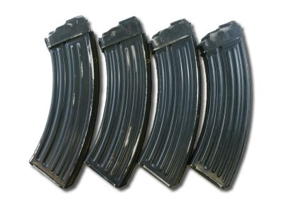 "CZ-858 Surplus Magazines 7.62 x 39 "" B"" Grade"