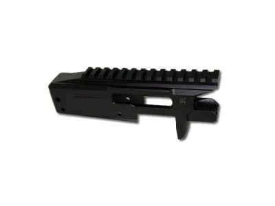 DAR-22 Receiver Black Anodize with Integral Picatinny Rail