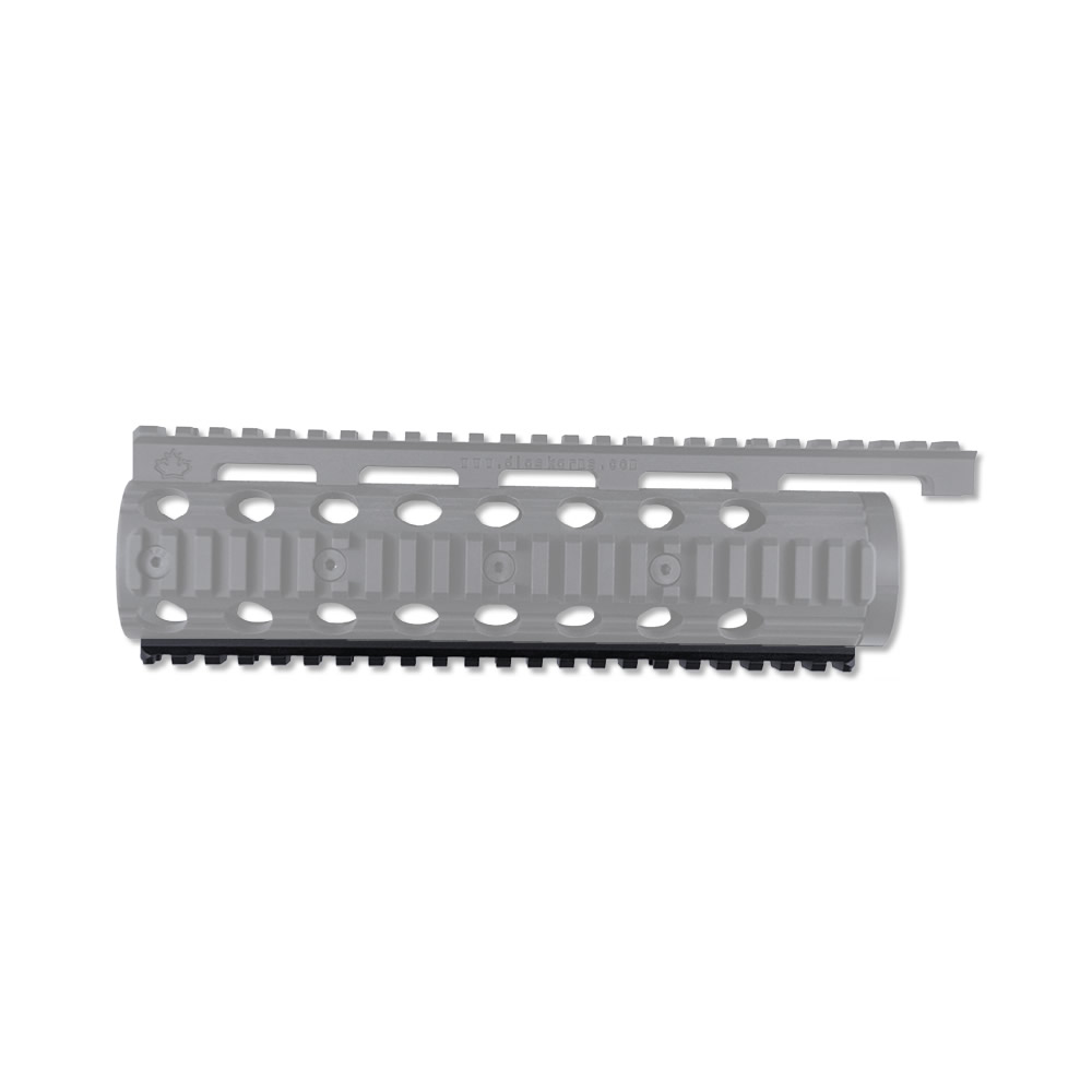 Ruger SR-22 Rails for Factory Stock Handguard, Full Bottom Rail