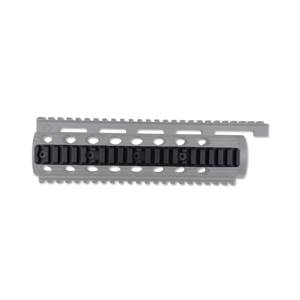 Ruger SR-22 Rails for Factory Stock Handguard, Full Side Rail