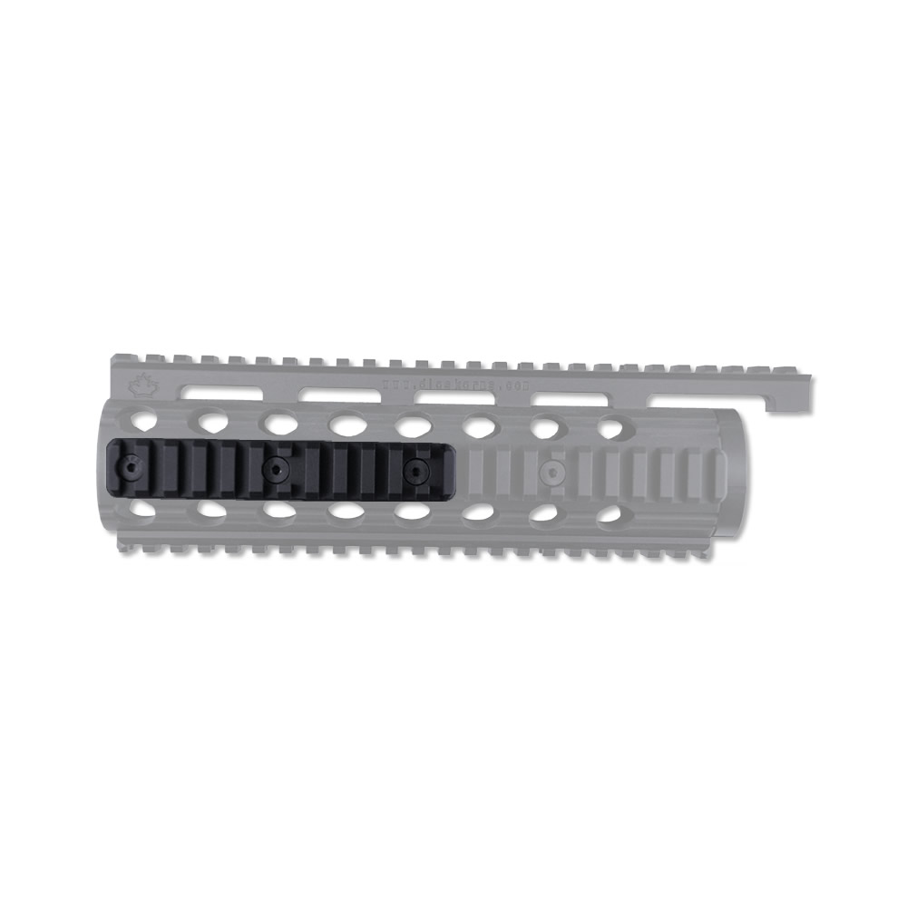 Ruger SR-22 Rails for Factory Stock Handguard, Half Side Rail