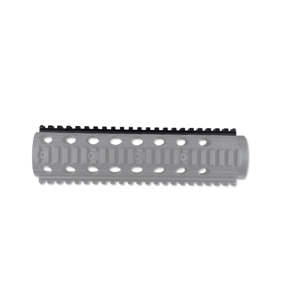 Ruger SR-22 Rails for Factory Stock Handguard, Top Rail - Low Profile
