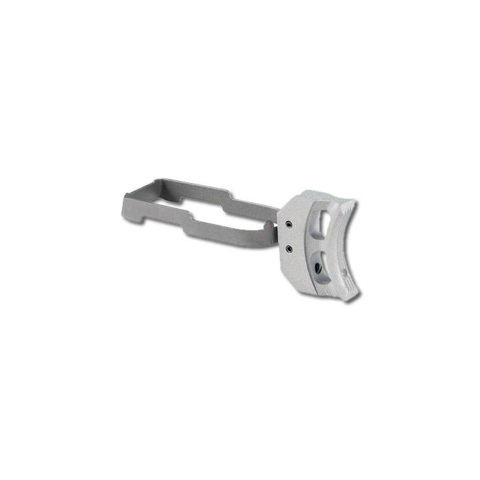 Dlask 1911 Ultra Light Titanium/Magnesium Adjustable Trigger - LONG