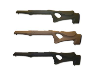 Hogue 10-22 Tactical Thumbhole Stock .920 Barrel Channel