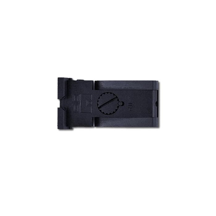 Bo-Mar Rear Sight BMCS style - Square Blade