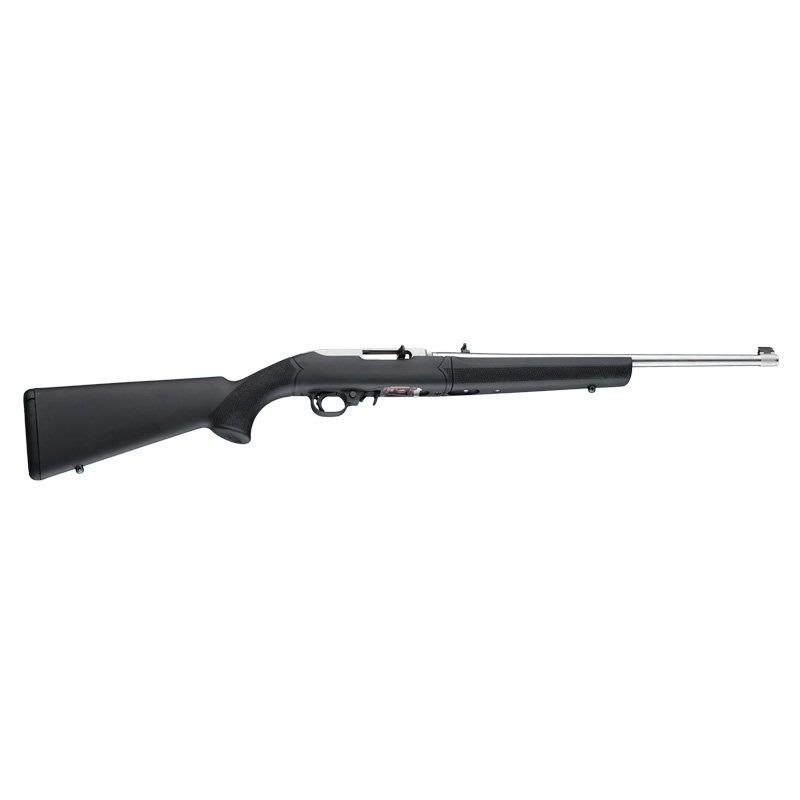 HOGUE 10-22 Takedown 920 Diameter Barrel Black Rubber OverMolded Stock