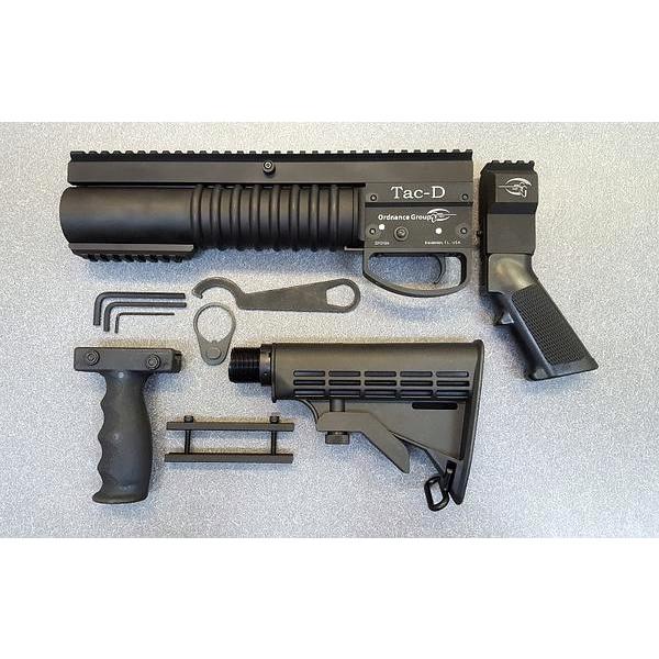 Ordnance Group 37mm bottom loading launcher kit